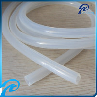 Transparent Clear Food Grade Silicone Tube
