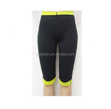 Women's yoga pants sauna pants pictures of sexy pants thermo gym