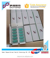 2016 hot selling and high effective albendazole bolus as Horse medicine
