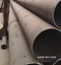 seamless carbon steel /alloy steel API 5D petrochemical pipe/ tube
