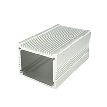 shenzhen heatsink aluminum extruded enclosures for motorcycle instrument cluster from szomk