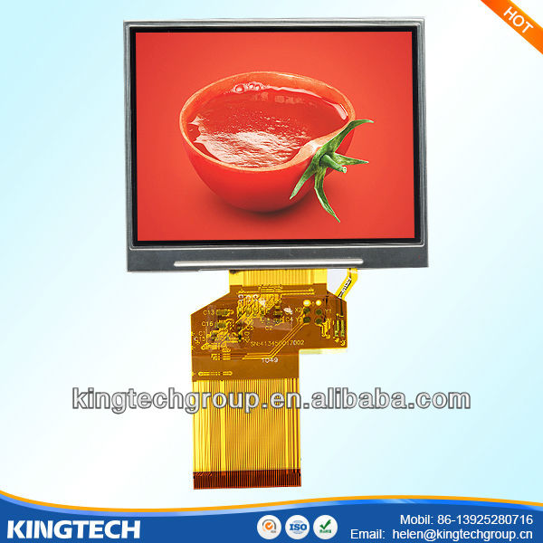 3.5 inch list of lcd panel manufacturers OEM and ODM