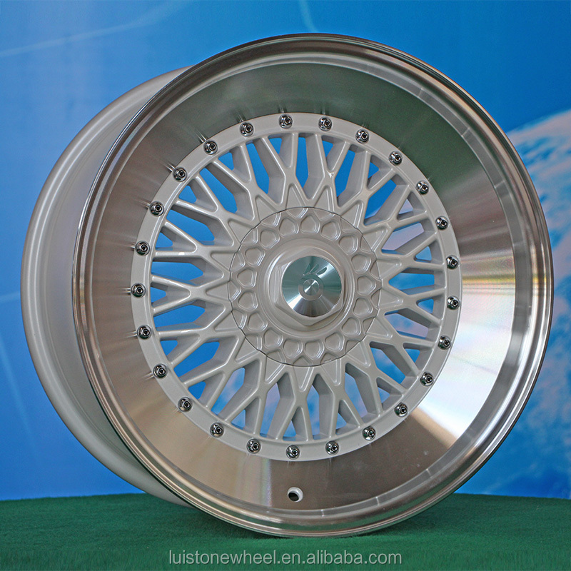 18inch BS replica aluminum alloy wheel with VIA ,TUV for hot sell