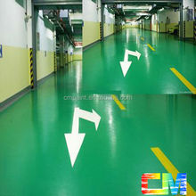 epoxy resin floor coating-epoxy resin coating-basketball court paint Car Park Use Scratching Resistance Epoxy Floor Paint