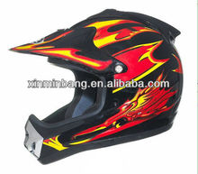 open face carbon fiber motorcycle helmet