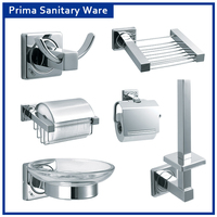 Luxury bathroom fittings and accessories toilet accessories set