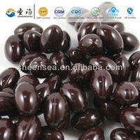 Health Care Product blueberry softgel prevent diabetes
