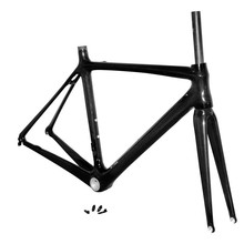 Chinese Internal Cabling Toray Carbon Fiber Road Bikes Frames