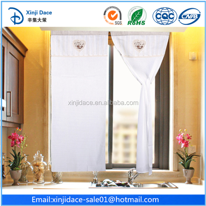 Best quality modern decorative 100% polyester string curtain