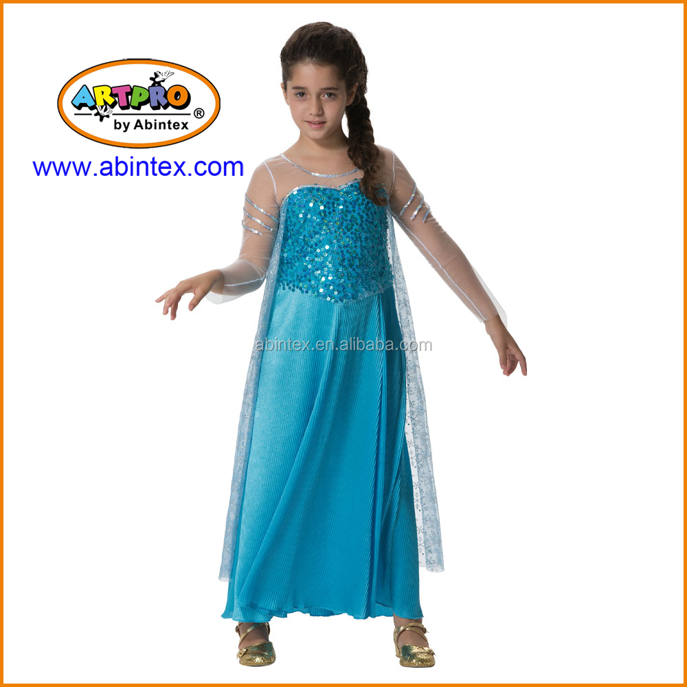 Elsa costume (14-023) as fairy costume, Frozen costume
