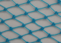 blue PE 3ply net