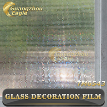 Made In China Oem Decorative Printing Non-Glue 2D/3D Glass Protective Static Cling Window Film