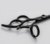 Barber Hair Scissor Swivel Black Hair Cutting Scissors For Stylist Hairdressers tools