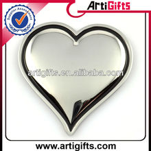 Factory supply metal blank badges emblem car