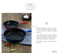 wholesale quleno brand pre seasoned cast iron frypan