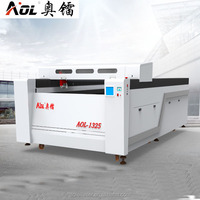 Multifunctional mixed nonmetal and metal laser cutting machine