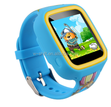 Bluetooth Children Smart Watch Kids GPS SOS Emergency Smartwatch Two-Way Call Anti-lost For iPhone Android Phone