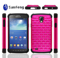 Cell phone cover mobile for samsung galaxy s 4 active i537 i9295