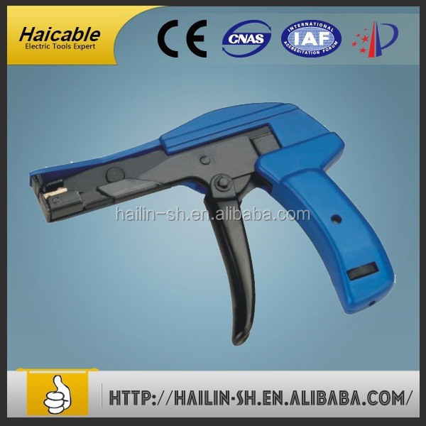 Automatic Mechanical Handy Cable Tie Gun Cable Tie With Label Inexpensive Factory Price