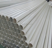 125mm pvc pipes/tubes for Agriculture irrigation