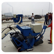 AsRovanalt Pavement Mobile Shot Blast Cleaning Machine/ Equipment for Removing Road Sign