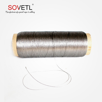 316L stainless steel conductive wire sewing thread
