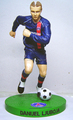 vintage sports football player figure factory, OEM sports player action figure supplier