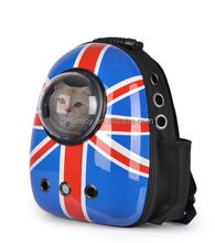 Wholesale new Product dog carrier bag cat bag capsule pet backpack, cat backpack