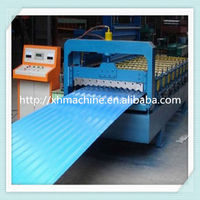 850 Metal Roofing Galvanized Corrugated Steel Sheet Making Machine Color Steel Roll Forming Machine