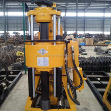Core Drilling Rigs / Hydraulic Exploration Water Well Drilling Machine / Oil And Electric Power Drilling