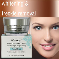 Hot selling Fancy Acne And Freckle Cream To Whten Skin With Arbutin and Glabridin