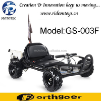 NEW DESIGN 49CC Gas Powerful 2 Person 1000w go karts For Children