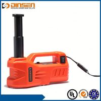 Professional Manufacturer!! CE certified electric hydraulic car jack with infaltor pump