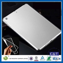 C&T Hot sale stylish custom tpu transparent thin cover cases for ipad mini 4