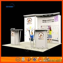 hire modular exhibition stands,exhibition equipments,custom exhibit booth in Shanghai
