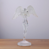 2015 New design angel resin sculpture wholesale resin sculpture