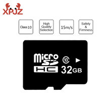 2017 lowest price real capacity 32gb class 10 micro memory card 32GB