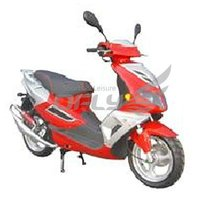4 Stoke 150cc Gas Motor Scooter with EPA MS1520EPA