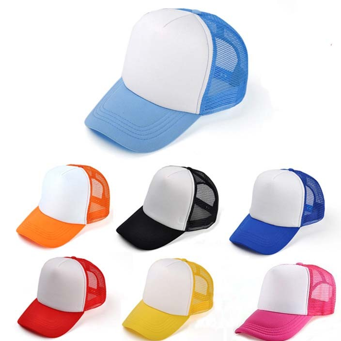 DIY Custom Logo Hip Hop Baseball Advertising Cap