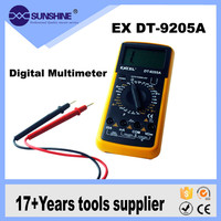 2016 best low price digital multimeter with automatic shutdown function