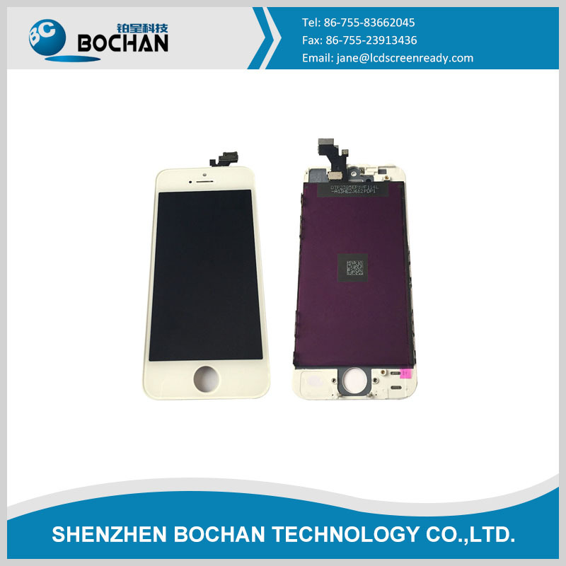 Good Quality Best Mobile Phone Display for iphone 5 Lcd Screen Digitizer