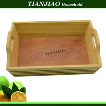 hot sell wooden Fruit basket
