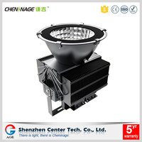 Shenzhen professional factory hot sale 500w led high bay light lux 50w 90 angle