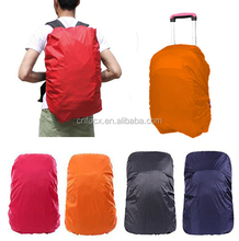Camping rain backpack cover / travel bag dust cover / bag dust rain cover