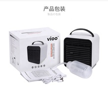mini air cooler <strong>fan</strong> for personal spacNegative ion cryogen ,Purifying air , humidifier function NEW design factory supplier