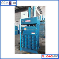 18 Years Factory Fiber Compactor Baler