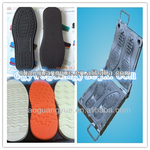 rubber sole vulcanizer/rubber shoes making machine/rubber vulcanizer