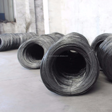 Anping low price black iron wire| 18 gauge black annealed wire| construction iron rod