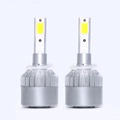 9-36V 36W 3800LM light in car, CE Rohs IP67 led car light bulbs for automobile