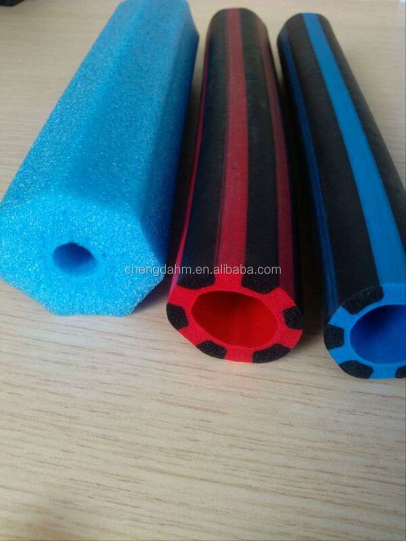 extruded polystyrene foam insulation board/extruded polystyrene foam blocks/soft foam rubber tube
